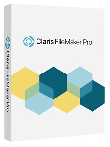 FileMaker Pro 19 Multilanguage Lifetime Full version Fast delivery For Win