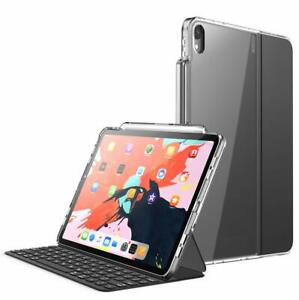 i-Blason iPad Pro 11/12.9 Case 2018 Smart Keyboard Compatible Cover+Pencil Slot