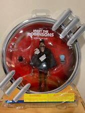 RARE🔥 Disney Store Meet The Robinsons Bowler Hat Guy Figure 3+ Years Old VNTG