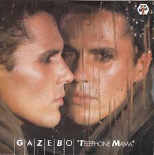 """7"""" JUKE-BOX Single GAZEBO / Telephone Mama 1984"""