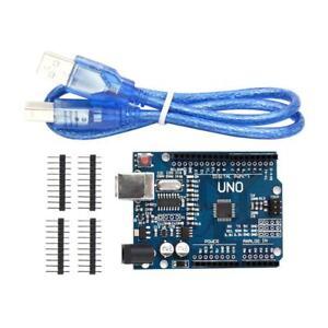 UNO R3 Development Board ATMEGA328P MEGA328P For Arduino Robotic USB Ku