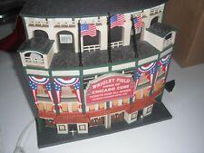 New ListingWrigley Field Christmas In The City Dept 56 Chicago Cubs No Original Box