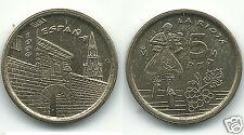 manueduc  ESPAÑA  5  pesetas 1996  LA  RIOJA    NUEVA
