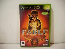 Fable Microsoft Xbox Pal FR