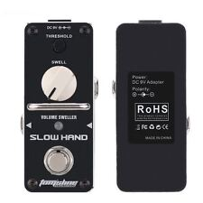 ASH-3 SLOW HAND Volume Swell Effect Guitar Mini Analogue Effect By Tomsline