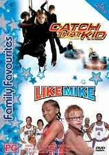 Catch That Kid  / Like Mike (childrens DVD)