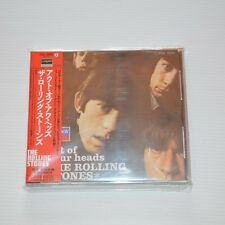 ROLLING STONES  Out of our heads 1989 press JAPAN CD