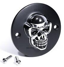 3d tete de mort Allumage couvercle pointcover pour Harley Davidson Evo sportster shovel