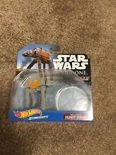 Star Wars Rogue One Hot wheels Starships Edition Imperial AT-AT Cargo Walker