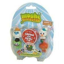 Moshi Monsters SERIES 4 Moshling Collectable 5 Figure Blister Pack