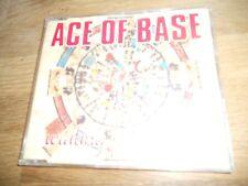 ACE OF BASE WAITING FOR MAGIC 4 TRACKS CD SINGLE MEGA RECORDS 1989 DENMARK NCB**