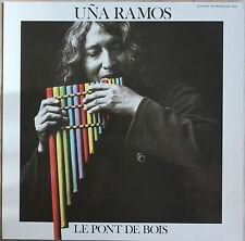 """UNA RAMOS """"LE PONT DE BOIS""""  33T  LP"""
