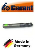 GARANT FEINSTKORN Solid Carbide End Mill 8mm Shank Dia 8MM TiAIN Coat 3-Flute