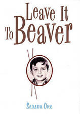 Leave It To Beaver - The Complete First Season (DVD, 6-Disc Set)season 1