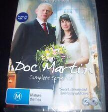 Doc Martin (Martin Clunes) Complete Series Six 6 (Australia Region 4) DVD – New