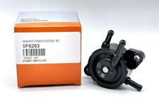 GENERAC 0F6263 FUEL PUMP IMPULSE FREE SAME DAY SHIPPING *SEE DETAILS*