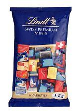 Schokolade Lindt Napolitains Mini Schokoladentafeln Mischung 2 kg MHD 31/08/2021