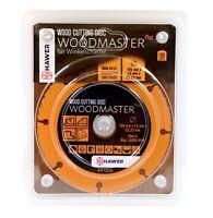 HAWER Woodmaster Plus Holztrennscheibe für Winkelschleifer 125 mm Wood cutting
