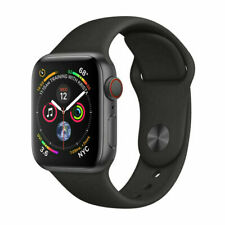 Apple Watch Series 4 40mm GPS+Cellular Grey Black Nuovo