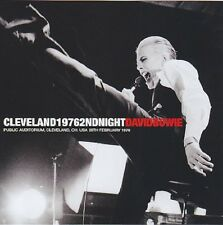 David Bowie / Cleveland 1976 - 2nd Night / 2CD / Japanese Only
