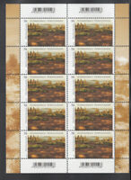 "Germany 2018 - Black Forest ""Hornisgrinde""  10 Stamps MNH / ** Sheet"