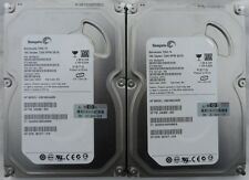 "LOT 2pcs Seagate ST3160815AS 160GB 3.5"" SATA Hard Disk HP GB0160CAABV 440300-003"