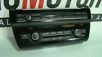 BMW OEM Radio E A/C Control Panel 9328425 5' F10 LCI F11 R-002839