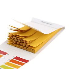 1-14 pH Wert Test Indikator Indikatorpapier ph-Teststreifen Strips Wassertest