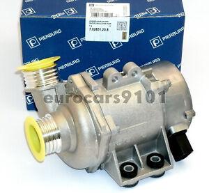 BMW 325i 328i 525i X3 OEM Pierburg Engine Water Pump 7.02851.20.8 11517586925