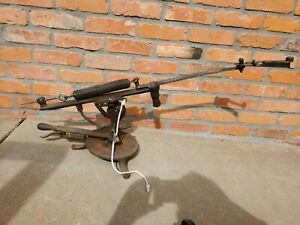 Antique Remington Arms Trap Skeet Thrower Clay Pigeon Cabin Decor WORKS