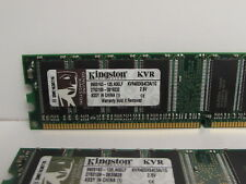 Kingston Memoria RAM KVR400X64C3A/1G DDR1 1 GB 400 MHZ PC3200