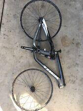 "Trek Slash 8.  Bike Frame, Race Face cranks  Bontrager Rhythm Elite 27.5"" wheels"
