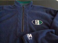 SEATTLE MARINERS Baseball STARTER Vintage Fleece MEDIUM Sweatshirt FREE SHIPPING