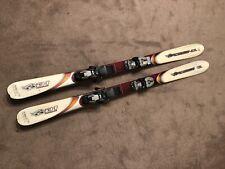 138cm Rossignol B1 Junior partial twintip Downhill skis MarkerM900 bindings Kids