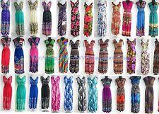 wholesale lot of 15 long dress maxi sundress beach dress vacation dress halter