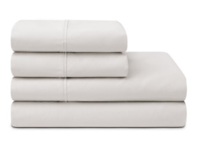 Sleepletics - Celliant Performance Sheet Set - BRAND NEW - King Size -Light Gray