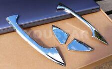 US STOCK CHROME Door Handle Trims for Mercedes C209 A209 CLK R171 SLK CLC W203