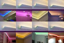 MUSTER-SET - BENDU Stuckleisten für indirekte LED Beleuchtung aus Hartschaum