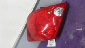 Passenger Tail Light Without LED Lamps Red Lens Fits 05-07 SCION TC 244701