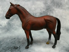 CollectA NIP * Hanoverian Stallion - Bay * Warmblood Dressage Model Horse #88431
