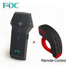COLO-RC Motorcycle Helmet Headset Iterphone Earphone+L3 Handlebar Remote Control