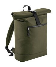 Bagbase Recycled Rolled-Top Backpack