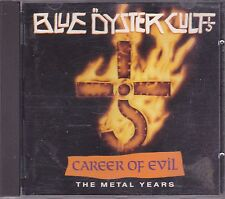 Blue Oyster Cult-Career Of Evil cd album