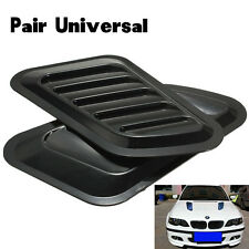 Durable High Strengh Adhesive Car Decorate Intake Scoop Turbo Bonnet Vent Cover