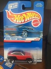 1999 Hot Wheels First Editions Jeepster #922