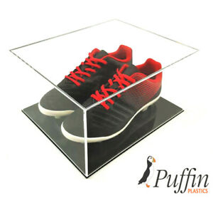 Child Football Boot Display Case (Double)