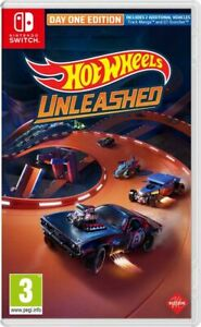 Hot Wheels Unleashed: Day One Edition (Switch) Brand New & Sealed Free UK P&P