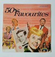 50's FAVOURITES  20 ORIGINAL HITS - VINYL LP  V123