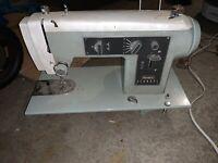 Vintage Sears Kenmore Sewing Machine Model 2142