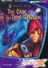 Sherlock Holmes - The Case of the Time Machine - PC Game - Brand New & Sealed
